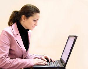 reading content online